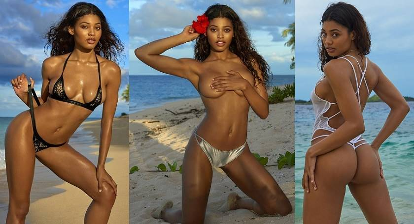 Danielle Herrington – Sports Illustrated  2017